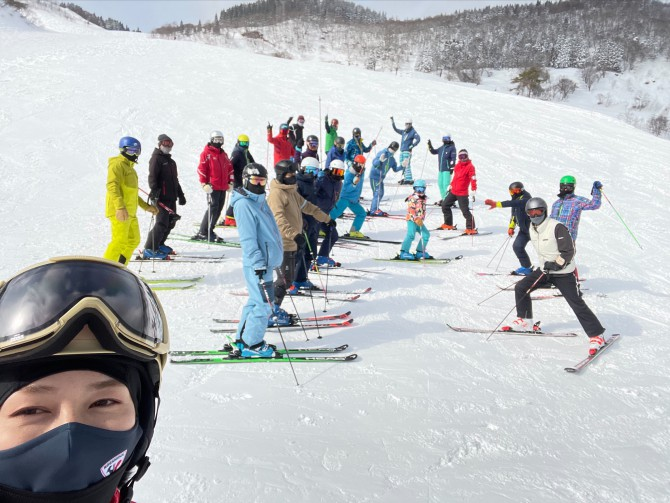 aokio ski school